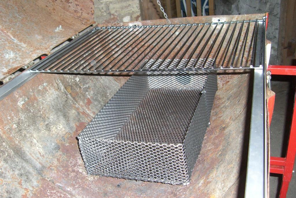 preview pellet grill selber bauen. Black Bedroom Furniture Sets. Home Design Ideas